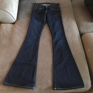 Flare Flying Jeans